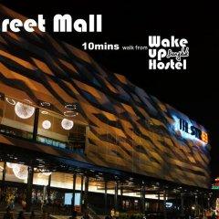 Wake Up Hostel Bangkok Кровать в общем номере фото 8