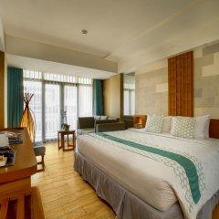 Bedrock Hotel Kuta Bali 4* Люкс повышенной комфортности с различными типами кроватей фото 3