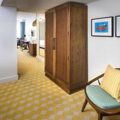 Отель The Confidante - in the Unbound Collection by Hyatt 4* Люкс с различными типами кроватей фото 9