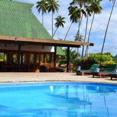 Отель Daku Resort Savusavu бассейн фото 3