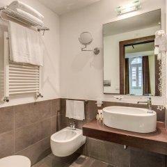 Отель Rinascimento 4* Стандартный номер с различными типами кроватей фото 5
