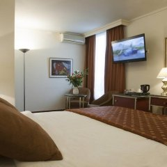 Отель Ilisia 4* Стандартный семейный номер с двуспальной кроватью фото 5