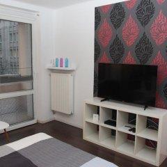 Апартаменты P&O Apartments Galeria Bracka Варшава комната для гостей фото 4