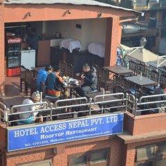 Отель Access Nepal Непал, Катманду - отзывы, цены и фото номеров - забронировать отель Access Nepal онлайн питание фото 2