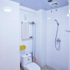 Отель Xian Ruyue Inn 2* Стандартный номер с 2 отдельными кроватями фото 2
