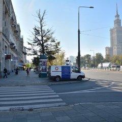 Отель Sleep4you Apartamenty Centrum Польша, Варшава - отзывы, цены и фото номеров - забронировать отель Sleep4you Apartamenty Centrum онлайн парковка