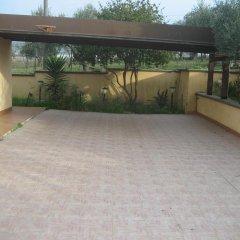 Отель La Casa Blu Агридженто парковка