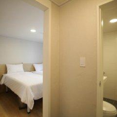 Hotel Sleepy Panda Streamwalk Seoul Jongno 3* Стандартный номер с 2 отдельными кроватями фото 4