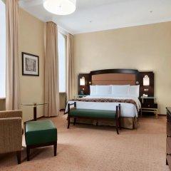 Гостиница Hilton Москва Ленинградская 5* Полулюкс с различными типами кроватей