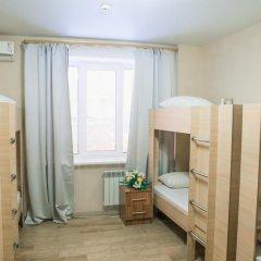 Гостиница ОК Кровать в мужском общем номере с двухъярусными кроватями фото 3