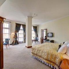 Отель Vilnius Grand Resort 4* Президентский люкс с различными типами кроватей фото 2