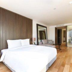 Hotel ENTRA Gangnam 4* Люкс с различными типами кроватей фото 13