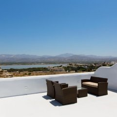 Отель Naxian Utopia Luxury Villas & Suites 3* Люкс с различными типами кроватей фото 2