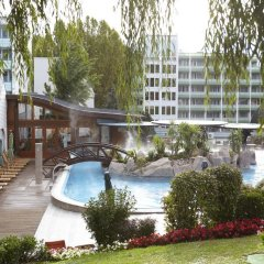 Naturmed Hotel Carbona 4* Стандартный номер с различными типами кроватей фото 7