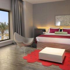 Ramada Hotel & Suites by Wyndham JBR 4* Люкс с двуспальной кроватью фото 2
