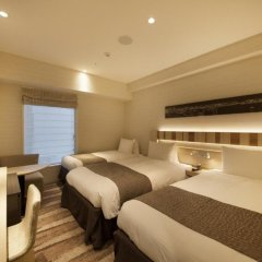 Hotel Sunroute Ginza 3* Стандартный номер с различными типами кроватей фото 6