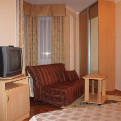 Лукоморье Мини - Отель Стандартный номер с различными типами кроватей фото 8