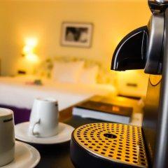 Отель Marivaux Hotel Бельгия, Брюссель - 6 отзывов об отеле, цены и фото номеров - забронировать отель Marivaux Hotel онлайн удобства в номере фото 2