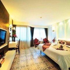 Jomtien Garden Hotel & Resort 4* Номер Делюкс с различными типами кроватей фото 34