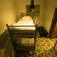 Seyyah Hostel Кровать в общем номере двухъярусные кровати фото 13