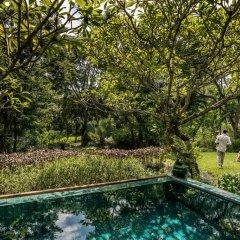 Отель Four Seasons Resort Chiang Mai 5* Стандартный семейный номер с двуспальной кроватью фото 4