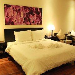 Отель Thanh Binh Riverside Hoi An 4* Номер Делюкс с различными типами кроватей фото 3