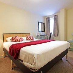 Отель Britannia Hotel Leeds Великобритания, Лидс - отзывы, цены и фото номеров - забронировать отель Britannia Hotel Leeds онлайн комната для гостей фото 3