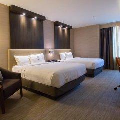 Отель Hyatt Chicago Magnificent Mile 4* Стандартный номер с различными типами кроватей фото 5