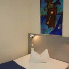 Hotel Münchner Hof 3* Стандартный номер с различными типами кроватей фото 4