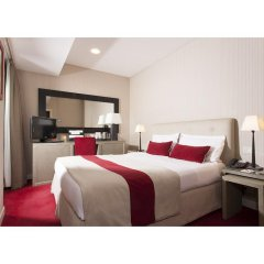 Dei Borgognoni Hotel 4* Улучшенный номер с различными типами кроватей
