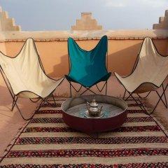 Отель Riad Matham Марокко, Марракеш - отзывы, цены и фото номеров - забронировать отель Riad Matham онлайн балкон