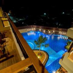 Отель Aqua Resort Phuket 4* Номер Делюкс с двуспальной кроватью фото 5