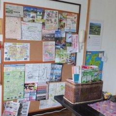 Отель Guest House Asora Япония, Минамиогуни - отзывы, цены и фото номеров - забронировать отель Guest House Asora онлайн интерьер отеля