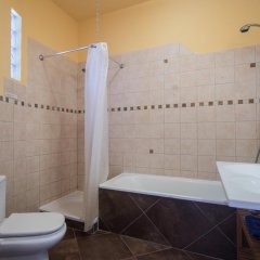Отель Casa rural en Finestrat ванная
