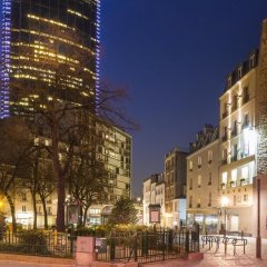 Hotel Du Parc Париж