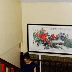 Отель Chinese Culture Holiday Hotel Китай, Пекин - 1 отзыв об отеле, цены и фото номеров - забронировать отель Chinese Culture Holiday Hotel онлайн интерьер отеля фото 3