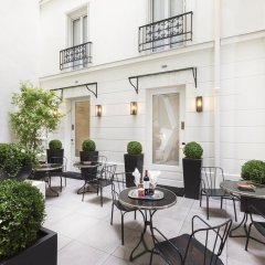 Hotel Balmoral - Champs Elysees Париж фото 3