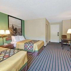 Отель Super 8 Kings Mountain Южный Бельмонт комната для гостей фото 3