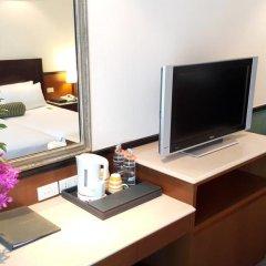 Boulevard Hotel Bangkok 4* Стандартный номер с разными типами кроватей фото 13