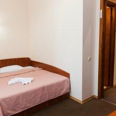 Гостиница У фонтана 3* Улучшенный номер двуспальная кровать фото 2