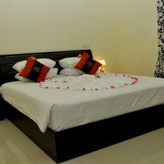 Отель Charming Holiday Lodge Мальдивы, Хулхудху (Атолл Адду) - отзывы, цены и фото номеров - забронировать отель Charming Holiday Lodge онлайн Хулхудху (Атолл Адду) комната для гостей фото 5
