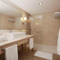 Отель Marti Myra - All Inclusive 5* Улучшенный номер с различными типами кроватей фото 4