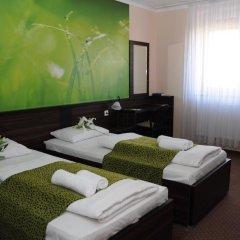 Green Hotel Budapest 4* Стандартный номер фото 8