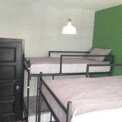 The Hub Hostel Кровать в общем номере с двухъярусной кроватью фото 7