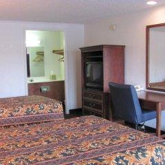 Отель M Star Columbus North 2* Стандартный номер фото 3