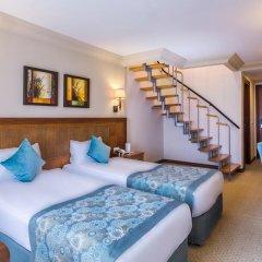 Villa Side 4* Стандартный семейный номер с двуспальной кроватью фото 5