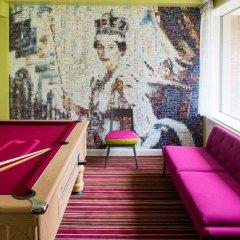 Отель Safestay London Kensington Holland Park Стандартный номер с 2 отдельными кроватями (общая ванная комната) фото 4