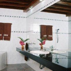 Hotel Garden Beach ванная