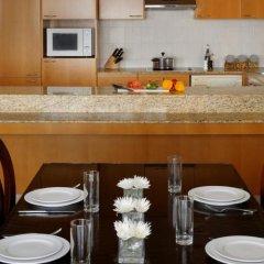 Апартаменты Marriott Executive Apartments Dubai Creek питание