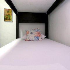 Отель Hostal Pajara Pinta Кровать в общем номере с двухъярусной кроватью фото 5